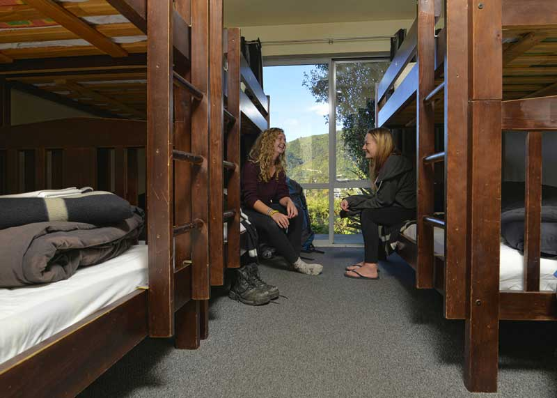 "<a href=""https://tombstonelodge.co.nz/accommodation/dorms/"">Shared dorms</a>"